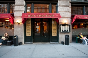 Balthazar - exterior